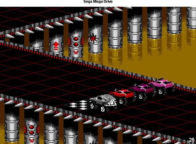 Sega vs SNES